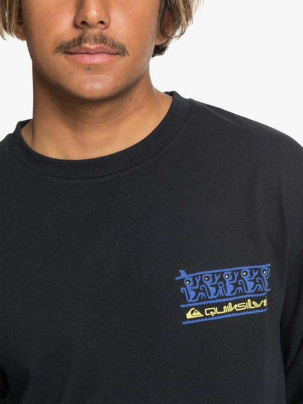 Ancient Vibes - Long Sleeve T-Shirt for Men  EQYZT06008