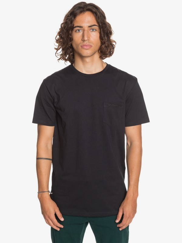 Quik Poster Mix - Pocket T-Shirt for Men  EQYZT06046