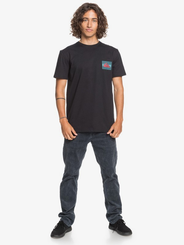 Sound Waves - T-Shirt for Men  EQYZT06057