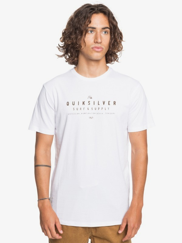 Half Past - T-Shirt for Men  EQYZT06064