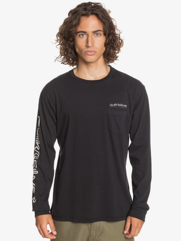 Coastal Wash - Long Sleeve T-Shirt for Men  EQYZT06110