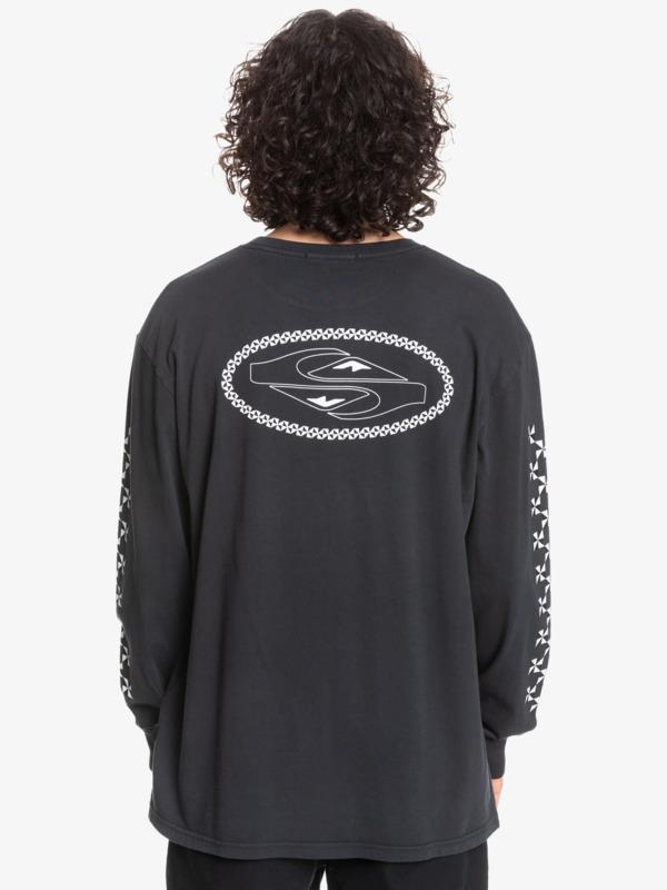 Originals Check Out - Organic Long Sleeve T-Shirt for Men  EQYZT06309