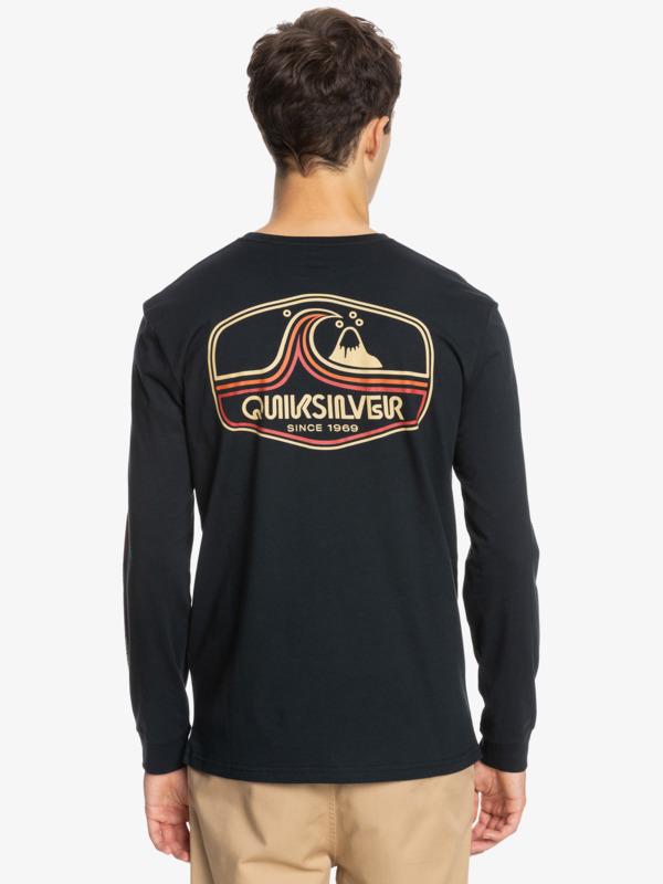 Highway Vagabond - Long Sleeve T-Shirt for Men  EQYZT06332
