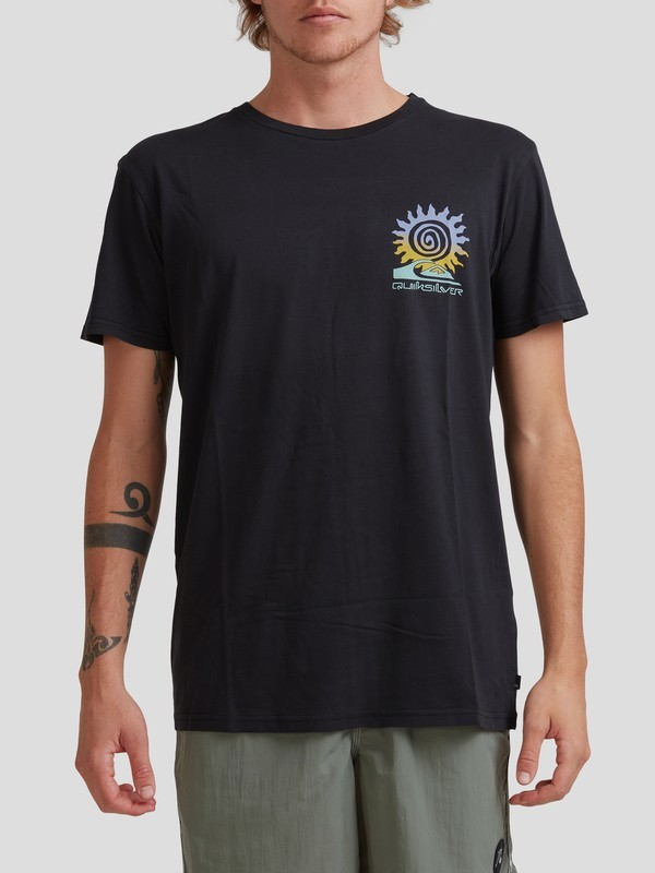 Island Pulse - Organic T-Shirt for Men  EQYZT06350