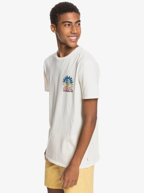 Island Pulse - Organic T-Shirt for Men  EQYZT06350