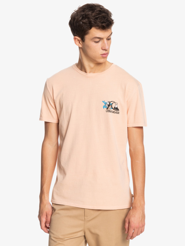 Informal Disco - Organic T-Shirt for Men  EQYZT06352