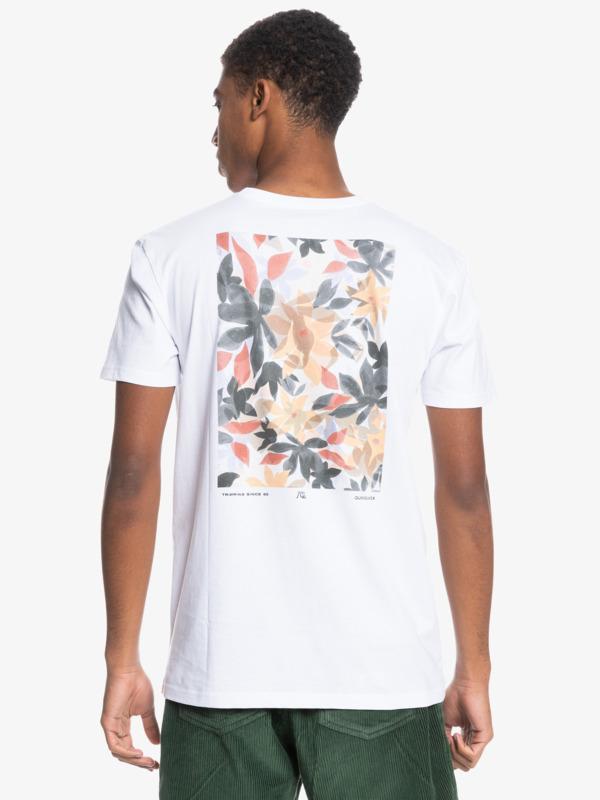 Quik Poster - Organic Pocket T-Shirt for Men  EQYZT06425