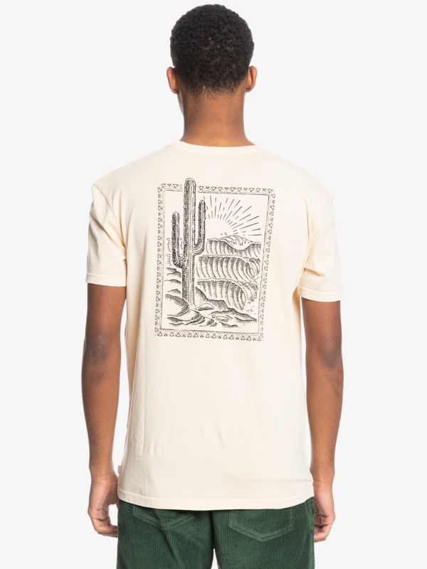 Wisdom Valley - Organic T-Shirt for Men  EQYZT06451