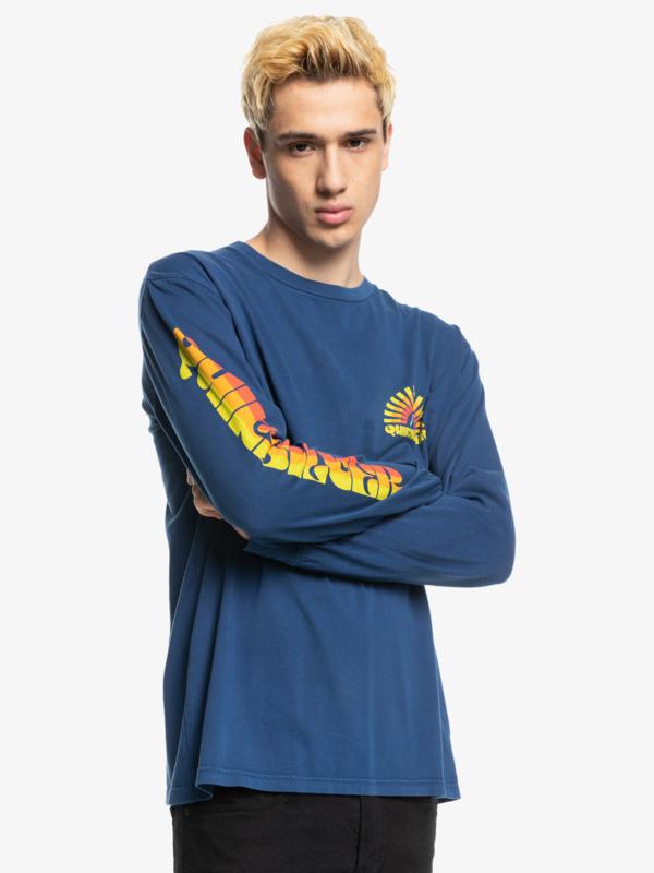 Golden Hour - Long Sleeve T-Shirt for Men  EQYZT06532