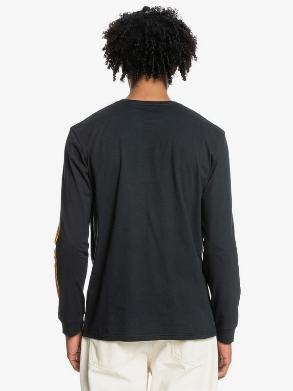 Primary Colours - Long Sleeve T-Shirt for Men  EQYZT06548