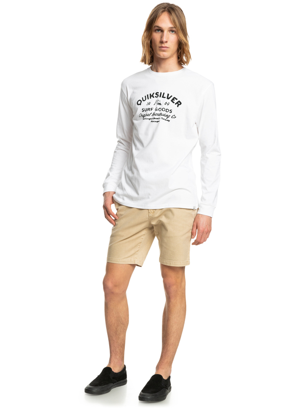 Closed Tion - Long Sleeve T-Shirt for Men  EQYZT06550
