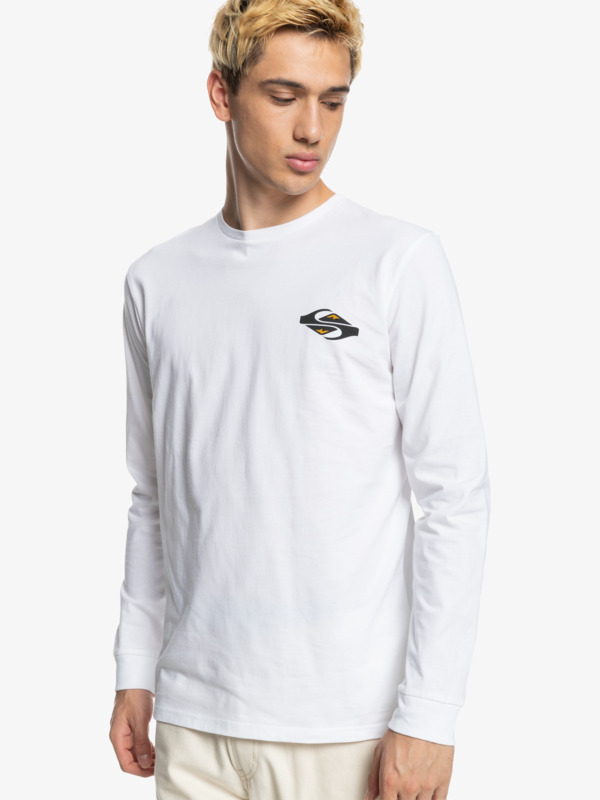 Hypnotic Bliss - Long Sleeve T-Shirt for Men  EQYZT06551