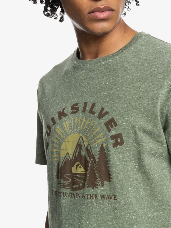 Mountain Side - T-Shirt for Men  EQYZT06572