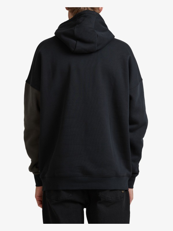 Quarter Lines - Recycled Hoodie for Men  UQYFT03068
