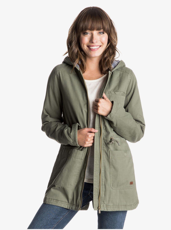 begehrteste Mode große Sammlung begehrte Auswahl an Primo Parka Jacket ERJJK03072   Roxy