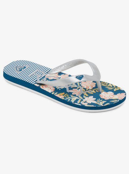 Roxy™ Girl/'s 7-14 Tahiti Flip-Flops ARGL100181