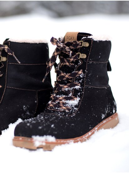 Meisa - Lace-Up Winter Boots for Women
