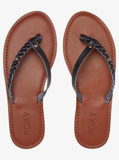 Pick SZ//Color. Roxy Womens Livia Sandal Flip-Flop