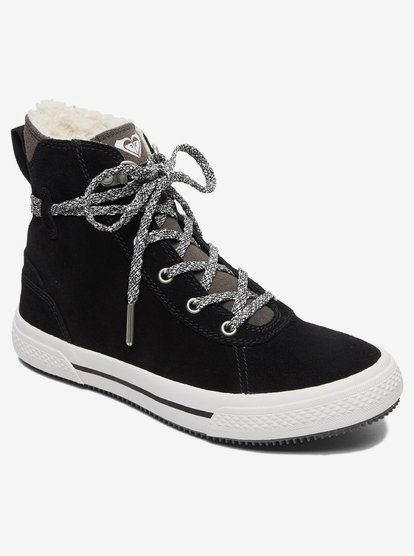 Erika High Top Suede Shoes for Women