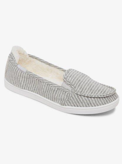Minnow Fur Faux Fur Lined Slip-On Shoes