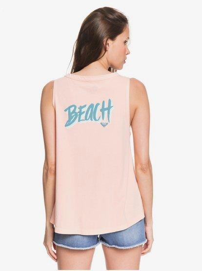 Roxy Womens So Beachin Muscle Tank