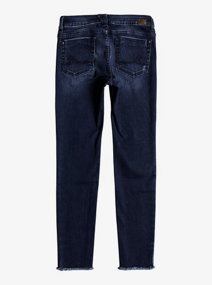 ROXY Girls Big Sing to You Denim Pants Jeans