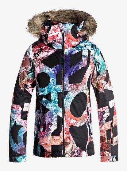 Roxy Girls Big American Pie Snow Jacket