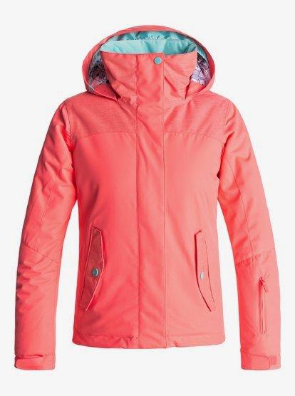 ROXY Jetty Girl Jacket Snow