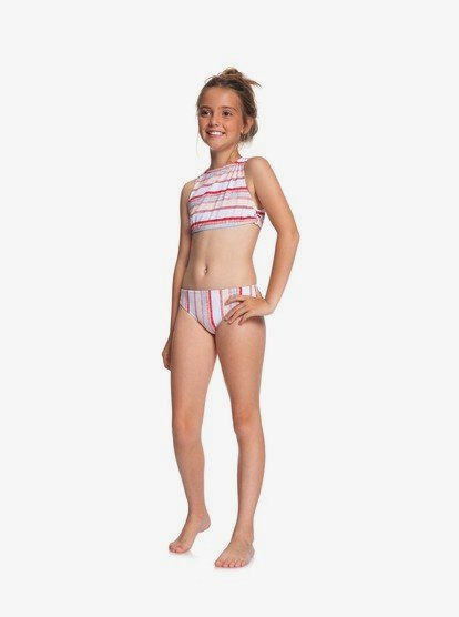 /all childrens sizes/ /4/colours Roch Valley Girls Shiny Metallic crop top/
