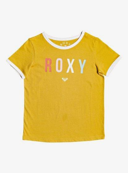 Roxy Girls Big Look Alive Tee