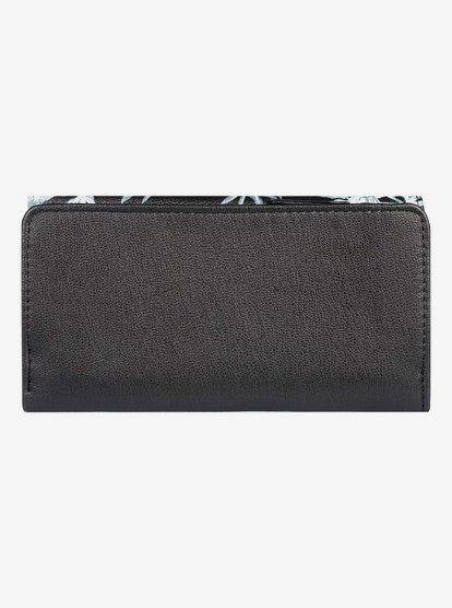 Roxy Purse by Quiksilver Wallet Purse Purse Black Coloured Fabric