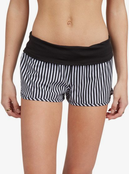록시 Roxy Endless Summer Boardshorts,ANTHRACITE BASIC VERTICAL STRI kvj3