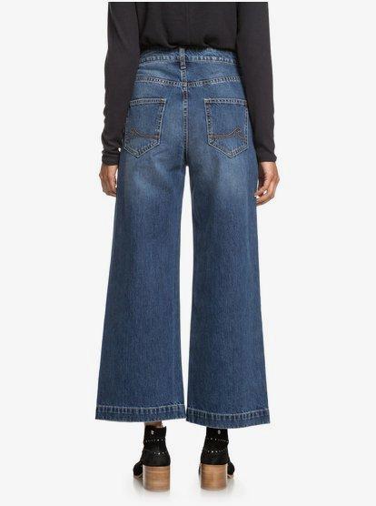 Verwonderend Lullaby Soul - Jeans met wijde pijpen voor Dames ERJDP03198 | Roxy BU-18