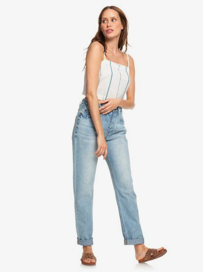 Every Second Mom Fit Jeans For Women Erjdp03226 Roxy Fit can also change how. every second mom fit jeans for women