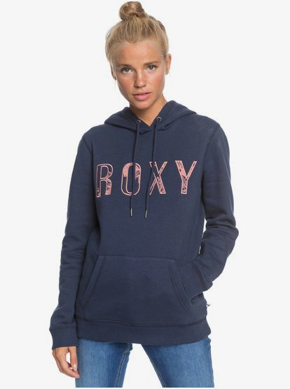 Roxy Right On Time Womens Pullover Hoody