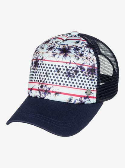 Roxy Womens Water Come Down Trucker Hat