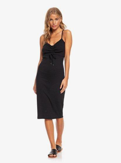 Roxy Womens Wave Dreamer Strappy Dress