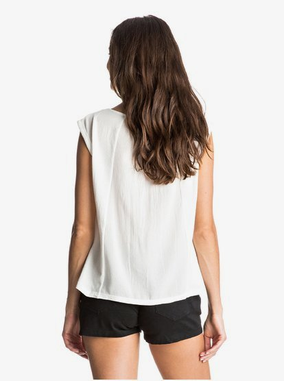 ROXY WOMENS DUST MOVES FASTER TOP