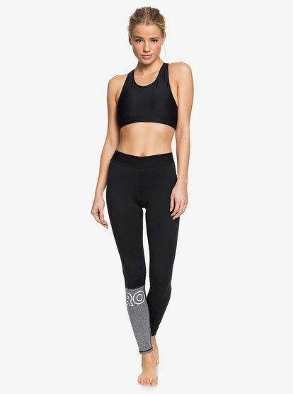 Roxy on Every Streets Legging de Fitness 7//8 pour Femme ERJNP03277