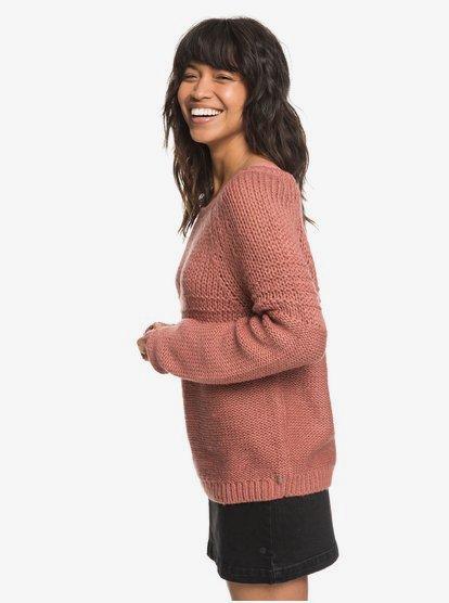 Roxy Urban Stories Jumper Ladies Sweatshirts /& Jumpers Rose