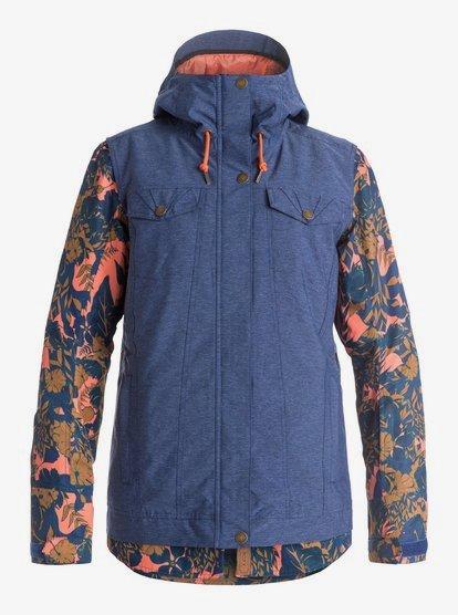 Roxy Womens Ceder Snow Jacket