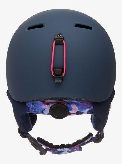 Slush snowboard/ski helmet for girls 2-12 ergtl03014   roxy.