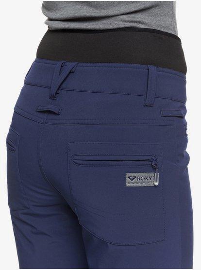 ROXY Women/'s Rising High High-Waisted Snow Pants