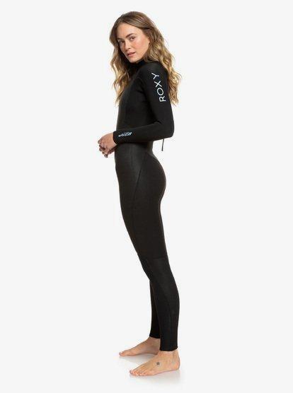 Roxy Damen 3//2mm Prologue Back Zip Wetsuit