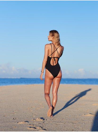 Beach Classics One Piece Swimsuit For Women 3613375140119 Roxy