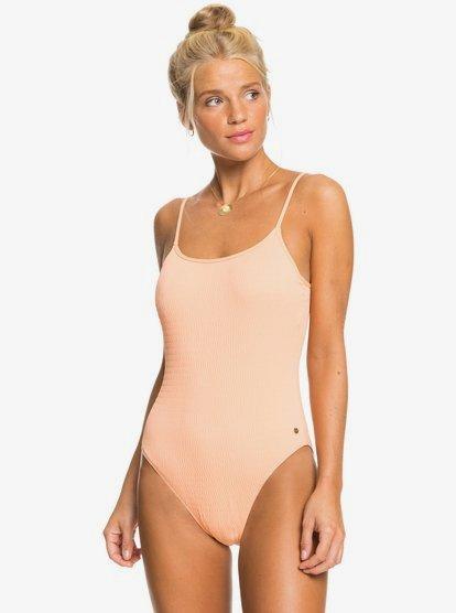 록시 Roxy Darling Wave One-Piece Swimsuit,CORAL REEF ngm0