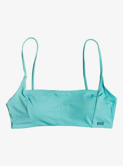 Roxy Womens Beach Classics Bralette Bikini Top
