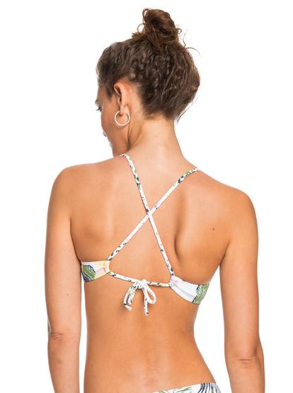 Roxy Sporty Haut de Maillot de Bain Balconnet pour Femme ERJX303387