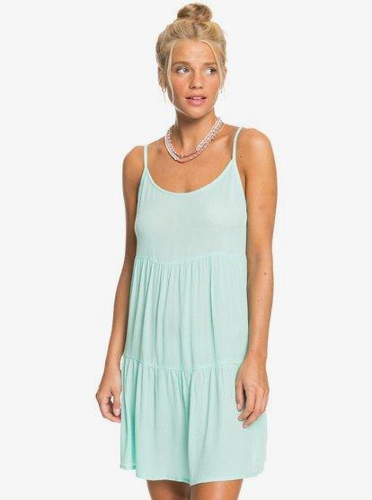 록시 커버업 원피스 Roxy Sand Dune Beach Dress,BEACH GLASS gcz0