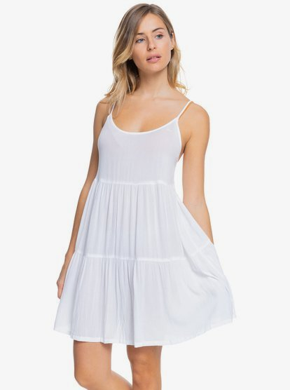 록시 커버업 원피스 Roxy Sand Dune Beach Dress,BRIGHT WHITE wbb0
